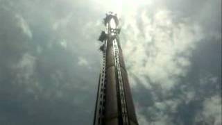 Big Tower - Acidente - 16 Feridos