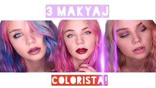 3 Farklı Makyaj & Colorista
