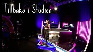 Vlogg | Tillbaka i Studio Paradise!