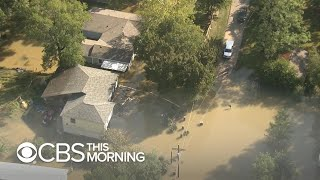 Catastrophic Texas floods leave at least 5 dead