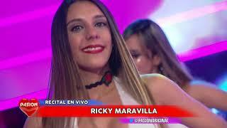 Ricky Maravilla en vivo en Pasion de Sabado 14 10 2017 1