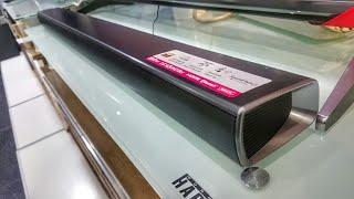 LG SJ5 4K SOUNDBAR 320 WATT UNBOXİNG!!