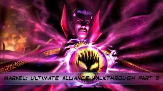 Marvel: Ultimate Alliance PS4 Walkthrough Part  9