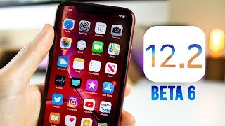 iOS 12.2 Beta 6 Released - What's New?