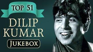 Top 51 Songs of Dilip Kumar JUKEBOX (HD) - Best Evergreen Old Hindi Classic Songs