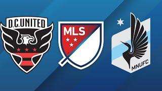 FIFA 18 DC UNITED VS MINNESOTA UNITED MLS