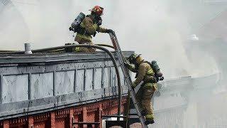 Fire rips through Ottawa's ByWard Market