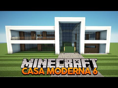 Minecraft como construir a casa do cj gta san andreas for Casa moderna gta sa
