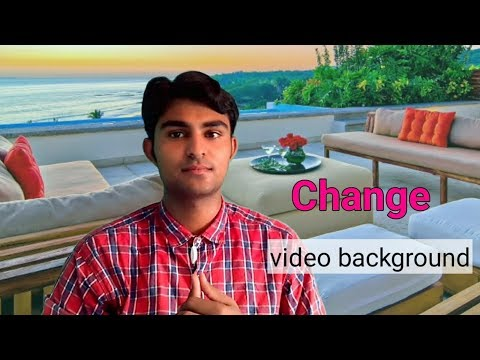Xxx Mp4 How To Change Video Background Using Mobile Kinemaster Tutorial In Detail 3gp Sex