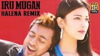 Iru Mugan - Halena | Remix | Vikram, Nayanthara | Surya, Shruthi hasan | Harris Jayaraj