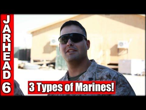 watch 3 Types of Marines!