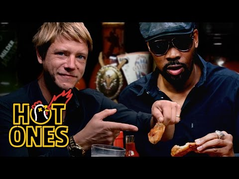 Xxx Mp4 RZA And Paul Banks Tag Team Spicy Wings Hot Ones 3gp Sex