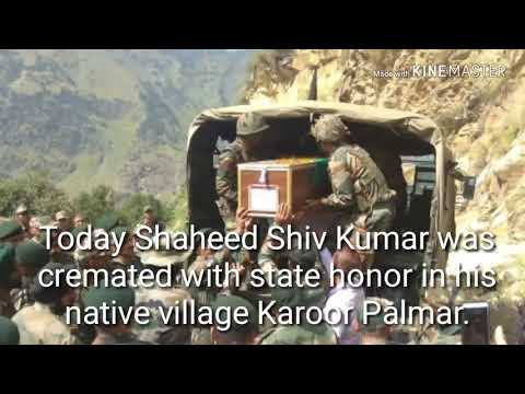 Xxx Mp4 Thousands Of People Remain Present During Last Rites Of Shaheed Shiv Kumar 3gp Sex