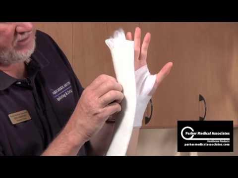 Boxer Splint Technique