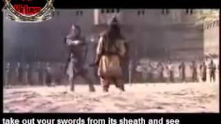 Imam Ali against Marhab in Khyber Battle   YouTube