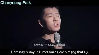 Vietsub+Lyrics| Lộ Tinh Hà hát tặng Cảnh Cảnh| Chị em đứng lên nào!