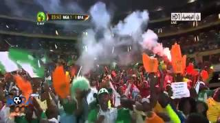 Nigeria vs  Burkina Faso