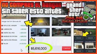 NO COMPRES EL HANGAR EN
