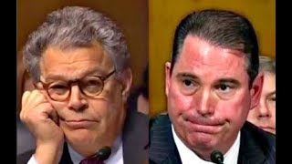 Al Franken Senate Floor Speeches & Hearings