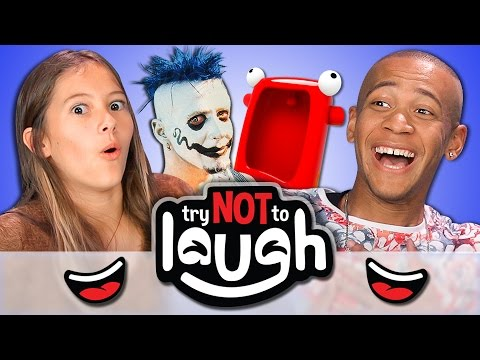 Try to Watch This Without Laughing or Grinning 20 REACT