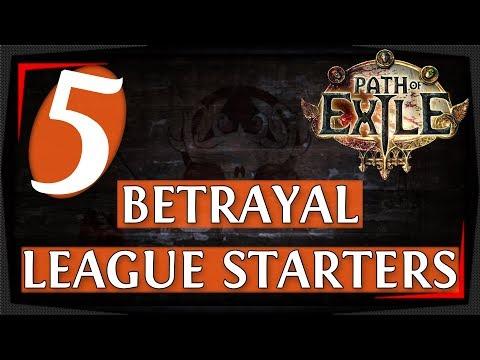 Xxx Mp4 PoE Starter Builds For 3 5 Betrayal League 2019 3gp Sex