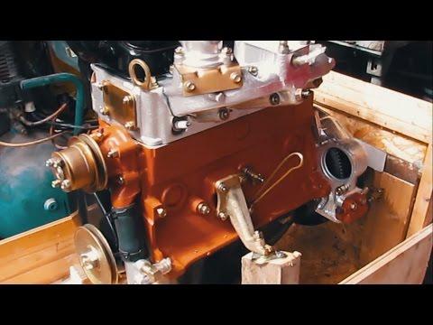 Москвич-408. Как НА САМОМ ДЕЛЕ нужно ремонтировать двигатель Советского автомобиля
