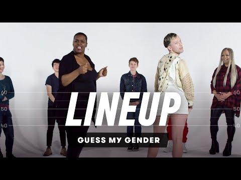 Guess My Gender   Lineup   Cut