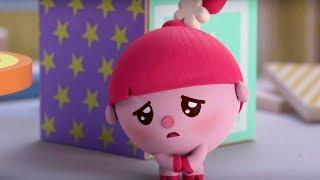 Малышарики - Привет! - серия 93 - обучающие мультфильмы для малышей 0-4 - про машинки