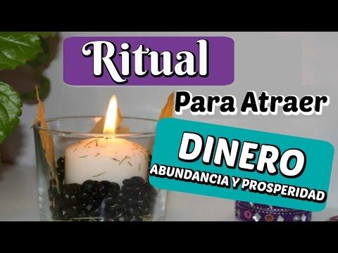 Ritual para Atraer el Dinero Rápido y la Abundancia