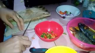 Ikan Bawal Goreng Sambel Kecap-Indonesian Food