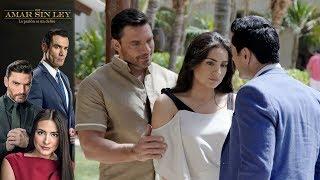 ¡Carlos llega al congreso en Cancún! | Por amar sin ley - Televisa