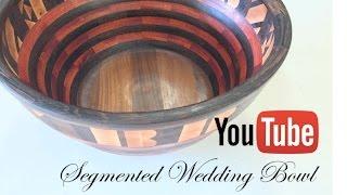 Segmented Wedding Bowl