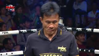 The Champion Muay Thai - 4 Man Tournament October 27th, 2018