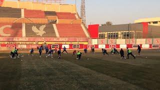 AL Ahly Daily Training -مران الأهلي اليوم