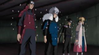 los hokages resucitan (2) Naruto Shippuden Ultimate Ninja Storm 4