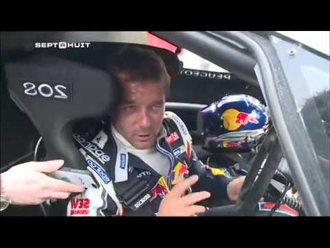 Sébastien Loeb pikes peak