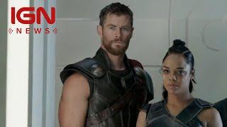 Chris Hemsworth and Tessa Thompson to Reunite for Men in Black Reboot - IGN News
