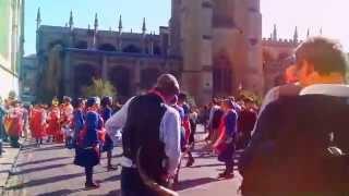 May Morning, Oxford- 2015