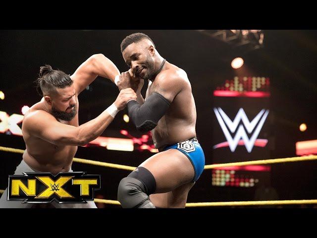 "Cedric Alexander vs. Andrade ""Cien"" Almas: WWE NXT, Sept. 21, 2016"