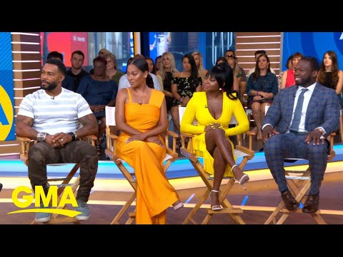 Cast of Power takes over GMA l GMA