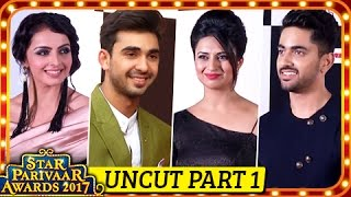 Star Parivaar Awards 2017 FULL SHOW | Uncut Part 1 | TellyMasala