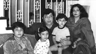 Amjad Khan- Rare & Unseen Photos