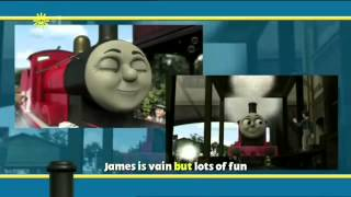 Thomas & Friends New Theme Song with lyrics