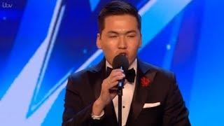 Mongolian Singer SHOCKS Judges With Throat Singing?! | Britain's Got Talent 2018