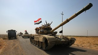 Iraq: Army forces launch offensive against Kurds in Kirkuk