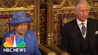 No Mention Of Donald Trump Visit In U.K. Queen