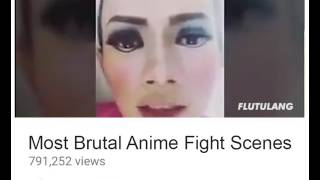 Most Brutal Anime Fight Scenes