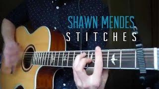 Shawn Mendes - Stitches - Guitar Cover   Mattias Krantz