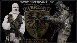 DIVERZANTI - SESTŘIH ČINNOSTI (WWW.DIVERZANTI.CZ)
