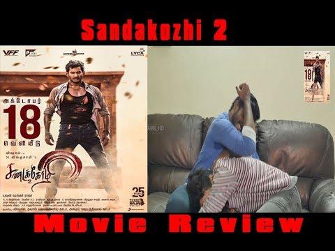 Sandakozhi 2 Movie Review | Time Illa | US Tamil HD